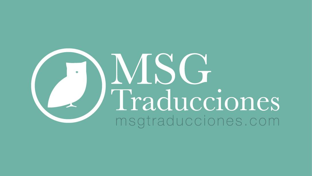 MSG TRADUCCIONES LOGO CONCEPTO DIGITAL